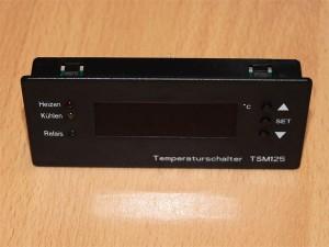 Temperaturschalter TSM125